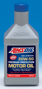 High Performance 20W-50 Motor Oil
